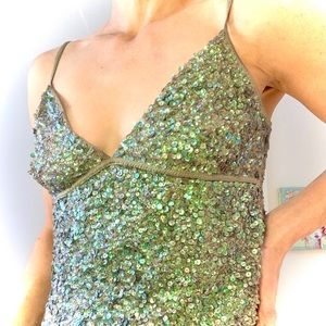BODY by Victoria Sequined Camisole.